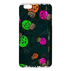 Abstract Bug Insect Pattern Iphone 6 Plus/6s Plus Tpu Case by BangZart