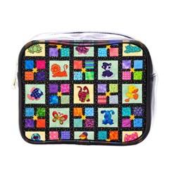 Animal Party Pattern Mini Toiletries Bags by BangZart