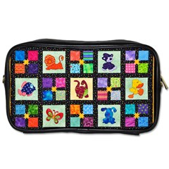 Animal Party Pattern Toiletries Bags