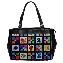 Animal Party Pattern Office Handbags by BangZart