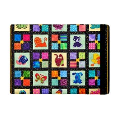 Animal Party Pattern Apple Ipad Mini Flip Case
