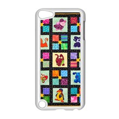 Animal Party Pattern Apple Ipod Touch 5 Case (white) by BangZart