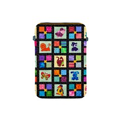 Animal Party Pattern Apple Ipad Mini Protective Soft Cases by BangZart