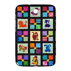 Animal Party Pattern Samsung Galaxy Note 8 0 N5100 Hardshell Case  by BangZart