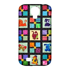 Animal Party Pattern Samsung Galaxy S4 Classic Hardshell Case (pc+silicone)