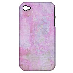 Pink Texture                     Apple Iphone 3g/3gs Hardshell Case (pc+silicone) by LalyLauraFLM