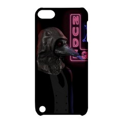 Night Walk Apple Ipod Touch 5 Hardshell Case With Stand by Valentinaart