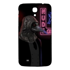 Night Walk Samsung Galaxy Mega I9200 Hardshell Back Case by Valentinaart