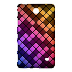 Abstract Small Block Pattern Samsung Galaxy Tab 4 (7 ) Hardshell Case  by BangZart