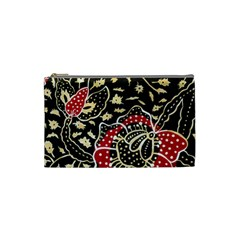Art Batik Pattern Cosmetic Bag (small)