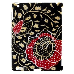 Art Batik Pattern Apple Ipad 3/4 Hardshell Case (compatible With Smart Cover) by BangZart