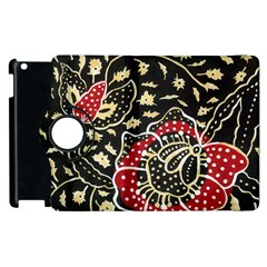 Art Batik Pattern Apple Ipad 3/4 Flip 360 Case