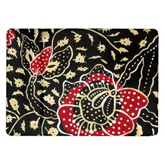 Art Batik Pattern Samsung Galaxy Tab 10 1  P7500 Flip Case by BangZart