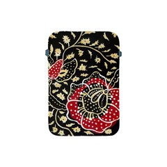 Art Batik Pattern Apple Ipad Mini Protective Soft Cases by BangZart