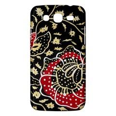 Art Batik Pattern Samsung Galaxy Mega 5 8 I9152 Hardshell Case  by BangZart