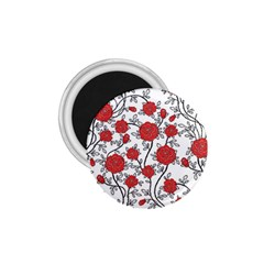 Texture Roses Flowers 1 75  Magnets by BangZart