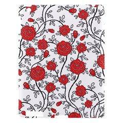 Texture Roses Flowers Apple Ipad 3/4 Hardshell Case by BangZart