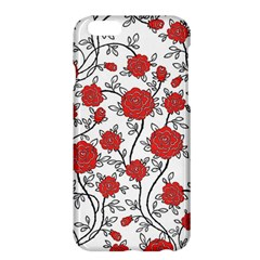 Texture Roses Flowers Apple Iphone 6 Plus/6s Plus Hardshell Case by BangZart