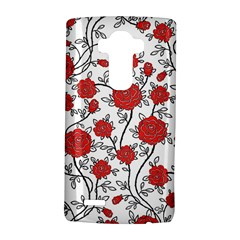 Texture Roses Flowers Lg G4 Hardshell Case by BangZart