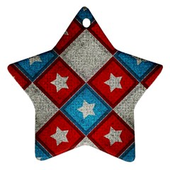Atar Color Ornament (star)