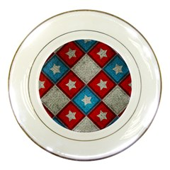 Atar Color Porcelain Plates by BangZart