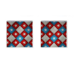 Atar Color Cufflinks (square) by BangZart