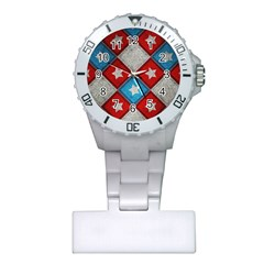 Atar Color Plastic Nurses Watch