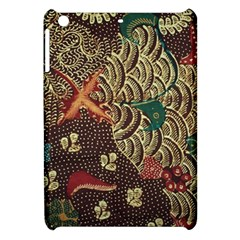 Art Traditional Flower  Batik Pattern Apple Ipad Mini Hardshell Case