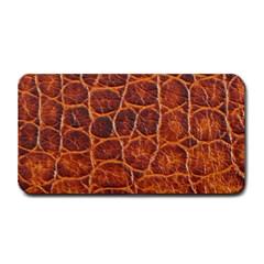 Crocodile Skin Texture Medium Bar Mats