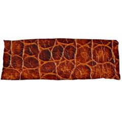Crocodile Skin Texture Body Pillow Case (dakimakura)