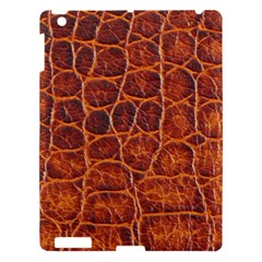 Crocodile Skin Texture Apple Ipad 3/4 Hardshell Case by BangZart