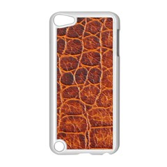 Crocodile Skin Texture Apple Ipod Touch 5 Case (white)