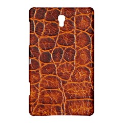 Crocodile Skin Texture Samsung Galaxy Tab S (8 4 ) Hardshell Case  by BangZart