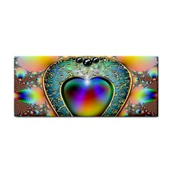 Rainbow Fractal Cosmetic Storage Cases