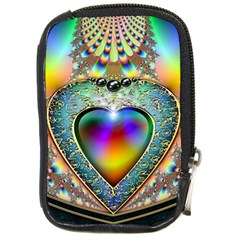 Rainbow Fractal Compact Camera Cases