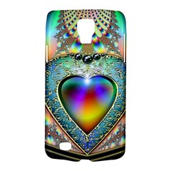 Rainbow Fractal Galaxy S4 Active by BangZart
