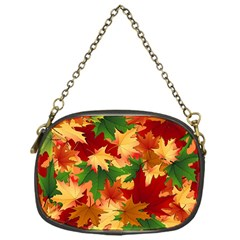 Autumn Leaves Chain Purses (one Side)  by BangZart
