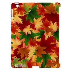 Autumn Leaves Apple Ipad 3/4 Hardshell Case (compatible With Smart Cover) by BangZart