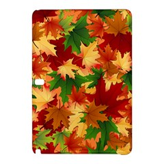 Autumn Leaves Samsung Galaxy Tab Pro 12 2 Hardshell Case by BangZart