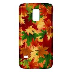 Autumn Leaves Galaxy S5 Mini by BangZart