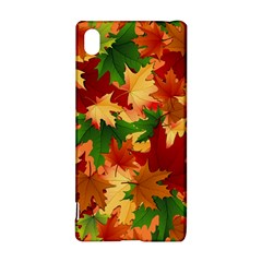 Autumn Leaves Sony Xperia Z3+ by BangZart