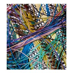 Circuit Computer Shower Curtain 66  X 72  (large)  by BangZart