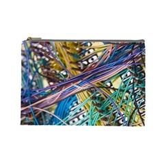 Circuit Computer Cosmetic Bag (large)  by BangZart