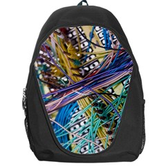 Circuit Computer Backpack Bag by BangZart