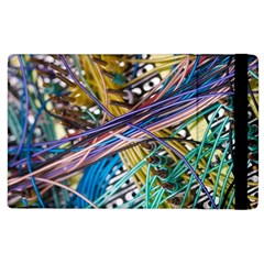 Circuit Computer Apple Ipad 3/4 Flip Case by BangZart