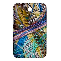 Circuit Computer Samsung Galaxy Tab 3 (7 ) P3200 Hardshell Case  by BangZart