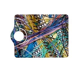 Circuit Computer Kindle Fire Hd (2013) Flip 360 Case by BangZart
