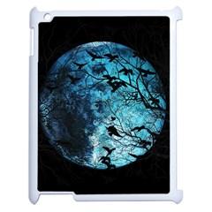 Mars Apple Ipad 2 Case (white) by Valentinaart