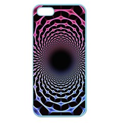 Spider Web Apple Seamless Iphone 5 Case (color)