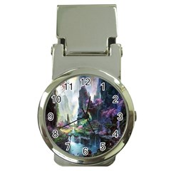 Fantastic World Fantasy Painting Money Clip Watches by BangZart